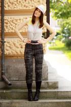 Shoppalu pants - Chiwish boots