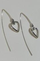 sterling silver Morgain earrings