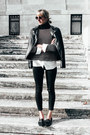 Skinny-asos-jeans-faux-leather-forever-21-jacket-knit-mango-sweater