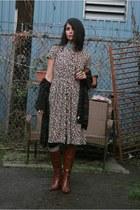 nude Louis Vuitton dress