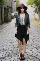 Topshop boots - Dahlia dress