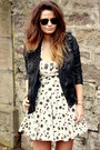 Topshop-dress-alllsaints-jacket