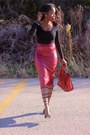 Black-justfab-shoes-brick-red-justfab-bag