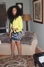 Leopard-bcbg-boots-yellow-h-m-trend-blazer-dalmation-rebecca-minkoff-bag