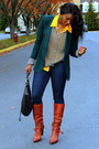 Vince-camuto-boots-bebe-jeans-express-sweater-jones-new-york-blazer