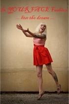 Kate Moss for Topshop dress - Zara shoes