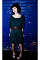 BCBG dress - belt - Urban Outfitters shoes