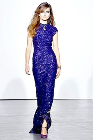 navy LWren Scott dress