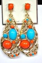 Gold-goldtone-my-alexas-store-earrings