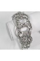 Silver-my-alexas-store-bracelet