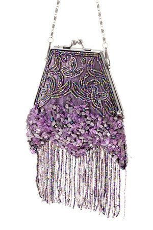amethyst formal handbag My Alexas Store bag