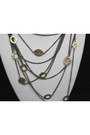 Black My Alexas Store Necklaces