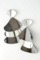 Silver-my-alexas-store-earrings