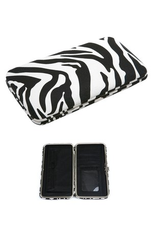 black My Alexas Store wallet