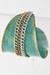 turquoise My Alexas Store bracelet