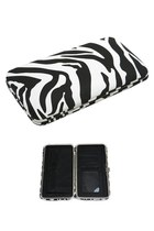 black zebra My Alexas Store wallet
