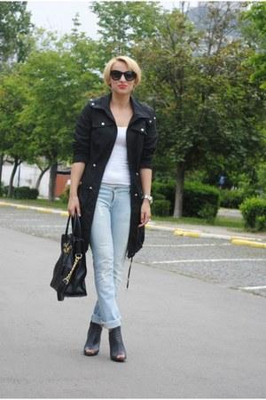 calvin klein boots - Michael Kors bag