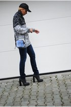 Alexander Wang boots - Phillip Lim bag