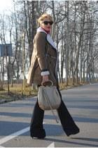 Miu Miu bag - Primark coat - Zara jeans