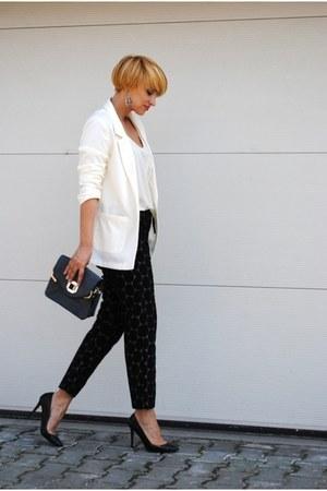 H&M blazer - Marni x H&M pants