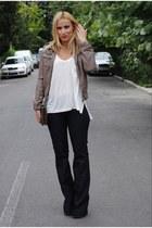 Zara jeans - BLANCO jacket - H&M t-shirt