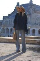 Bershka jeans - ipekyol blouse