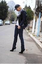 Marni jacket - Giuseppe Zanotti boots