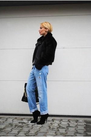 H&M jeans - Topshop jacket