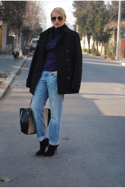 H&M jeans - Giuseppe Zanotti boots