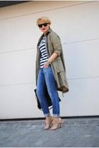 Zara jeans - Alexander Wang boots - Michael Kors bag