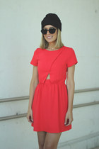 Ebay dress - vintage from Ebay hat - zeroUV sunglasses