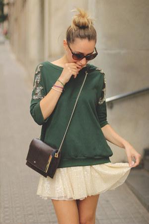 alpe boots - purificación garcía bag - Suncoo Paris sweatshirt