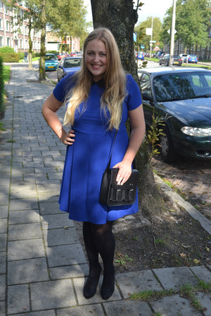 H&M shoes - Dorothy Perkins dress