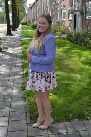 Schoenenreus shoes - Dorothy Perkins dress - H&M blazer - SIX ring