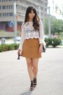 Justfab-shoes-crochet-h-m-top-suede-h-m-skirt
