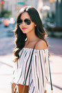 Lace-up-flats-zara-shoes-crossbody-h-m-bag-ray-ban-sunglasses