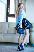 wwwmissnabicom skirt - Miss Nabi bag - Udobuy blouse