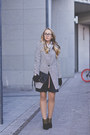 Black-forever-21-boots-heather-gray-choies-coat-black-rebecca-minkoff-bag