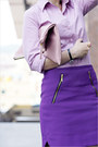 Purple-zara-skirt-amethyst-victorias-secret-shirt-light-pink-miss-nabi-bag