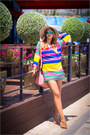 Bubble-gum-imomoi-dress-blue-zerouv-sunglasses-carrot-orange-oasap-bracelet