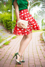 Ivory-martofchina-bag-aquamarine-zerouv-sunglasses-red-sheinside-skirt