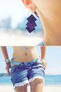 Casio-watch-miss-nabi-bag-diy-shorts-ray-ban-sunglasses-thailand-top