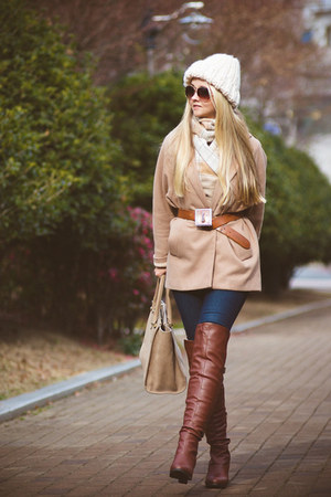 bronze Choies coat