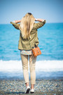 Olive-green-topshop-jacket-ivory-chicwish-sweater-tawny-rebecca-minkoff-bag