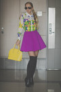 Black-persunmall-boots-light-yellow-woakao-shirt-yellow-woakao-bag
