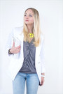 Light-blue-forever-21-jeans-heather-gray-nowistyle-top