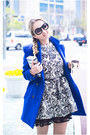 White-tideshe-dress-blue-sheinside-coat-white-zara-bag