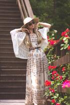 peach Choies dress
