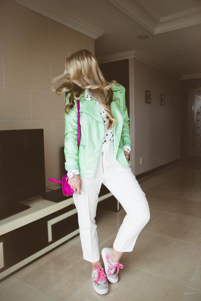 white Kate-Katy blouse