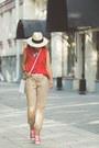 White-rebecca-minkoff-bag-red-larmoni-blouse-red-converse-sneakers